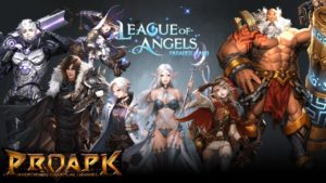 League of Angels: Paradise Land