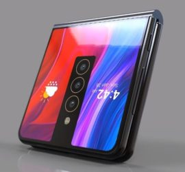 Xiaomi Mi Mix Flex concept phone 3