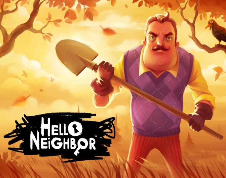 Hello Neighbor – привет сосед!