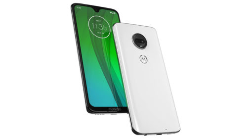 Инсайд: характеристики Moto G7, G7 Plus, G7 Power и G7 Play