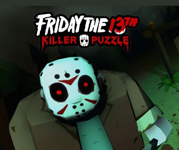Инди-головоломка Friday the 13th: Killer Puzzle