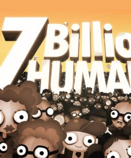 korol golovolomok 7 billion humans