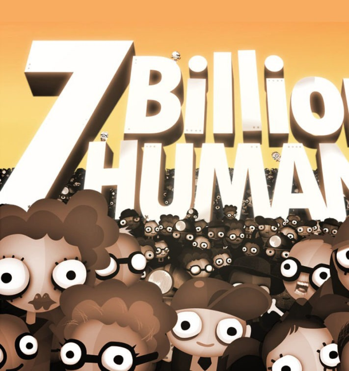 Король головоломок. 7 Billion Humans