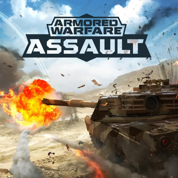 Поиграем в танки? Armored Warfare: Assault