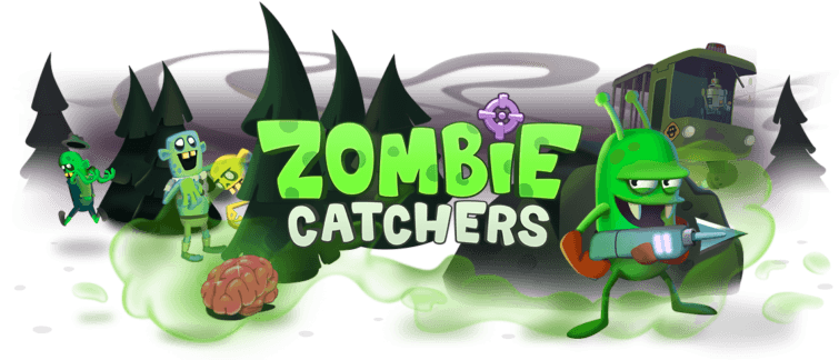 zombie catchers i snova o zombi